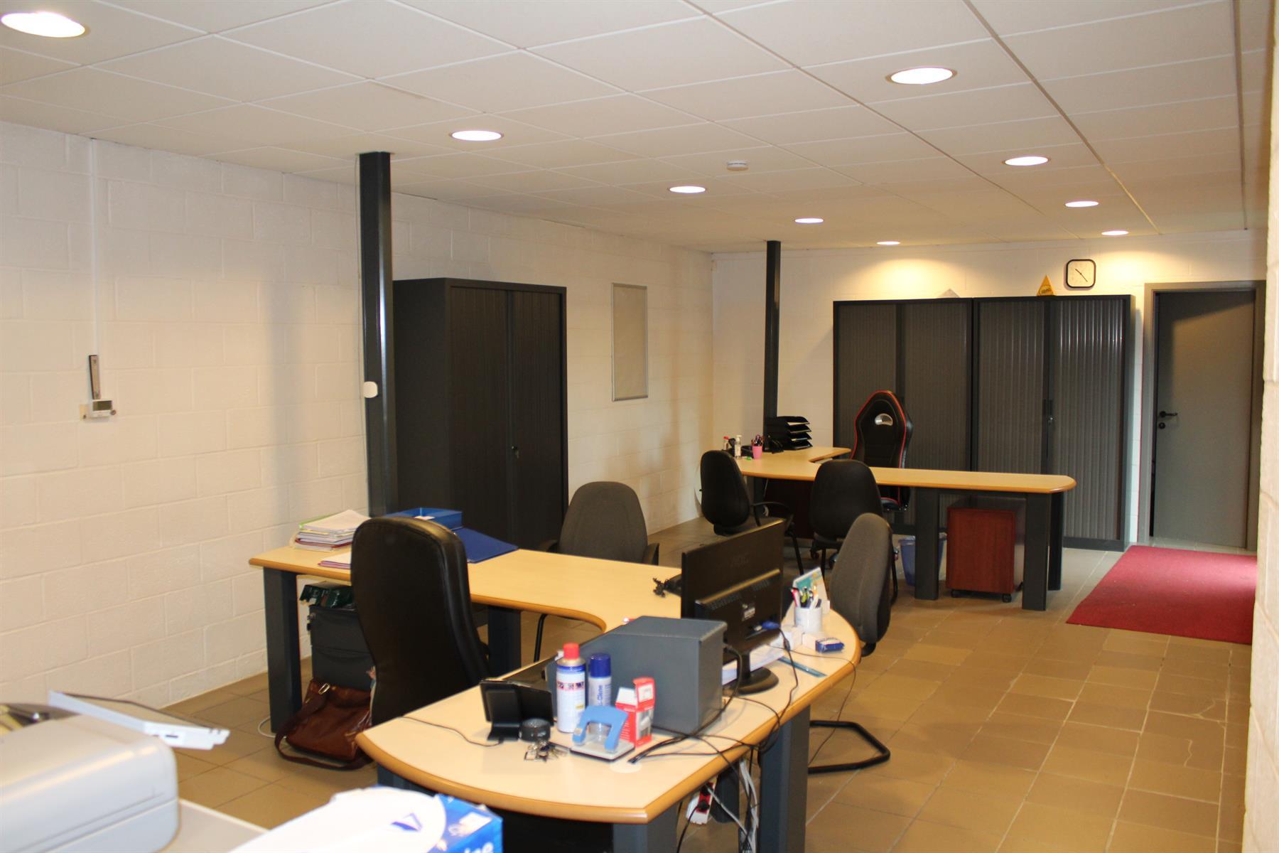 Immeuble de bureaux - Le Roeulx - #4403792-7
