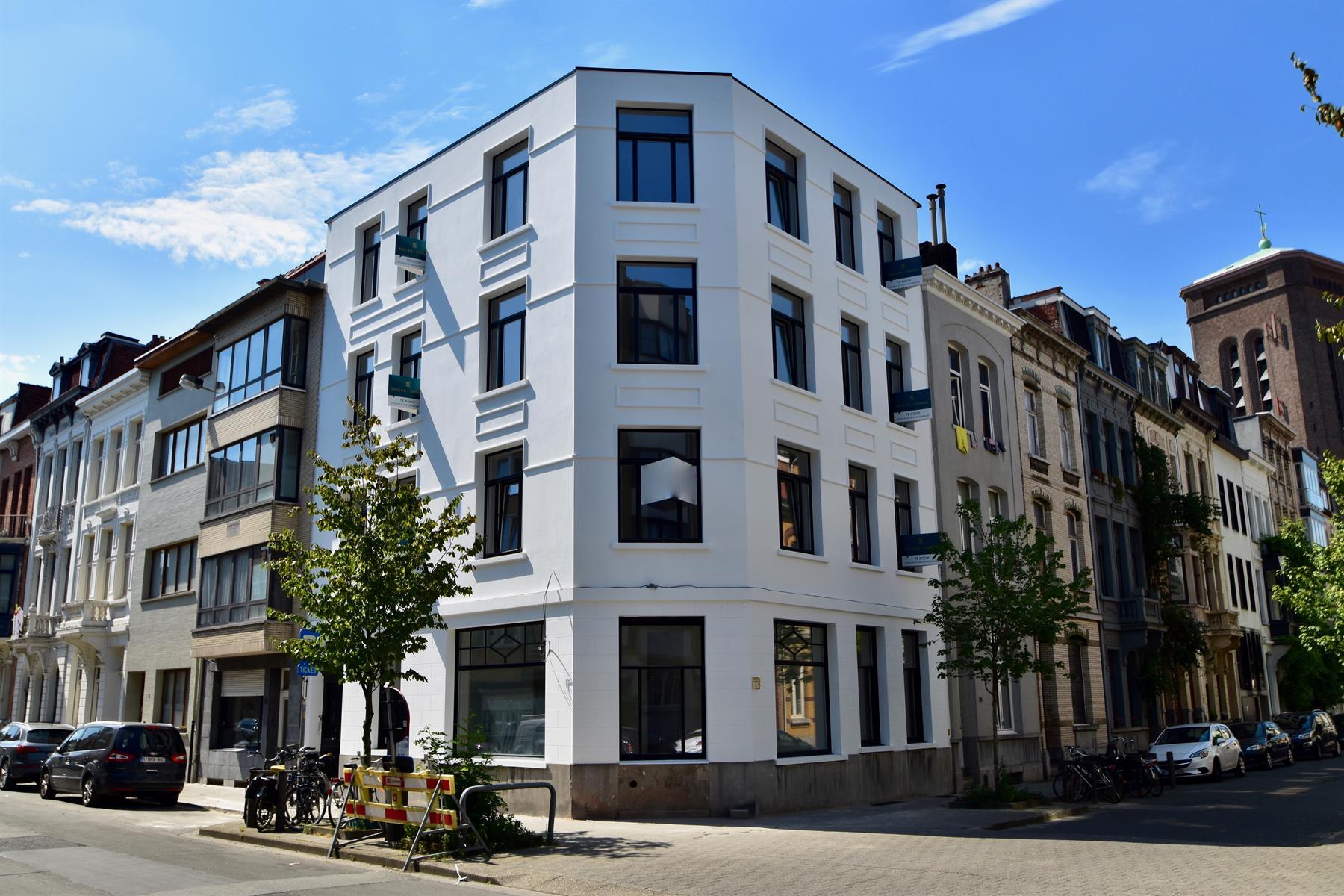 Makelaarskantoor De Meester, Appartement|Appartement te 2140 Antwerpen