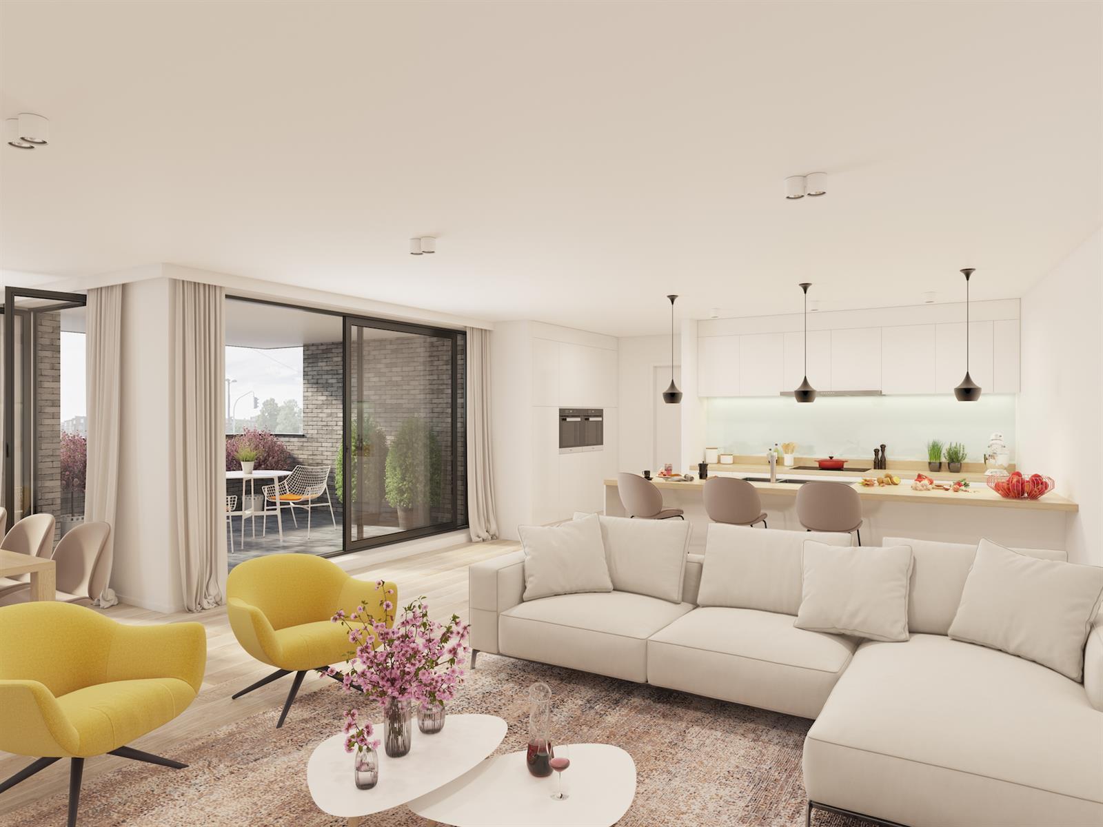Makelaarskantoor De Meester, Appartement|Appartement te 2170 Antwerpen