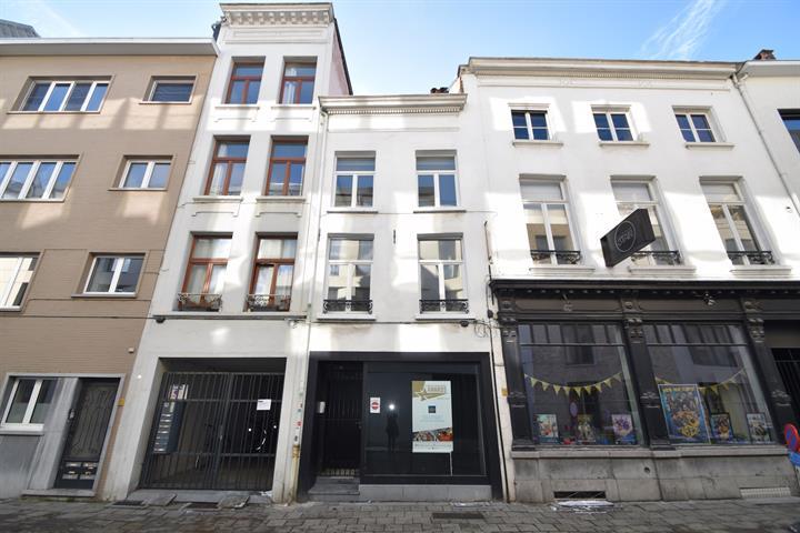 Makelaarskantoor De Meester, Huis Appartementsgebouw te 2000 Antwerpen