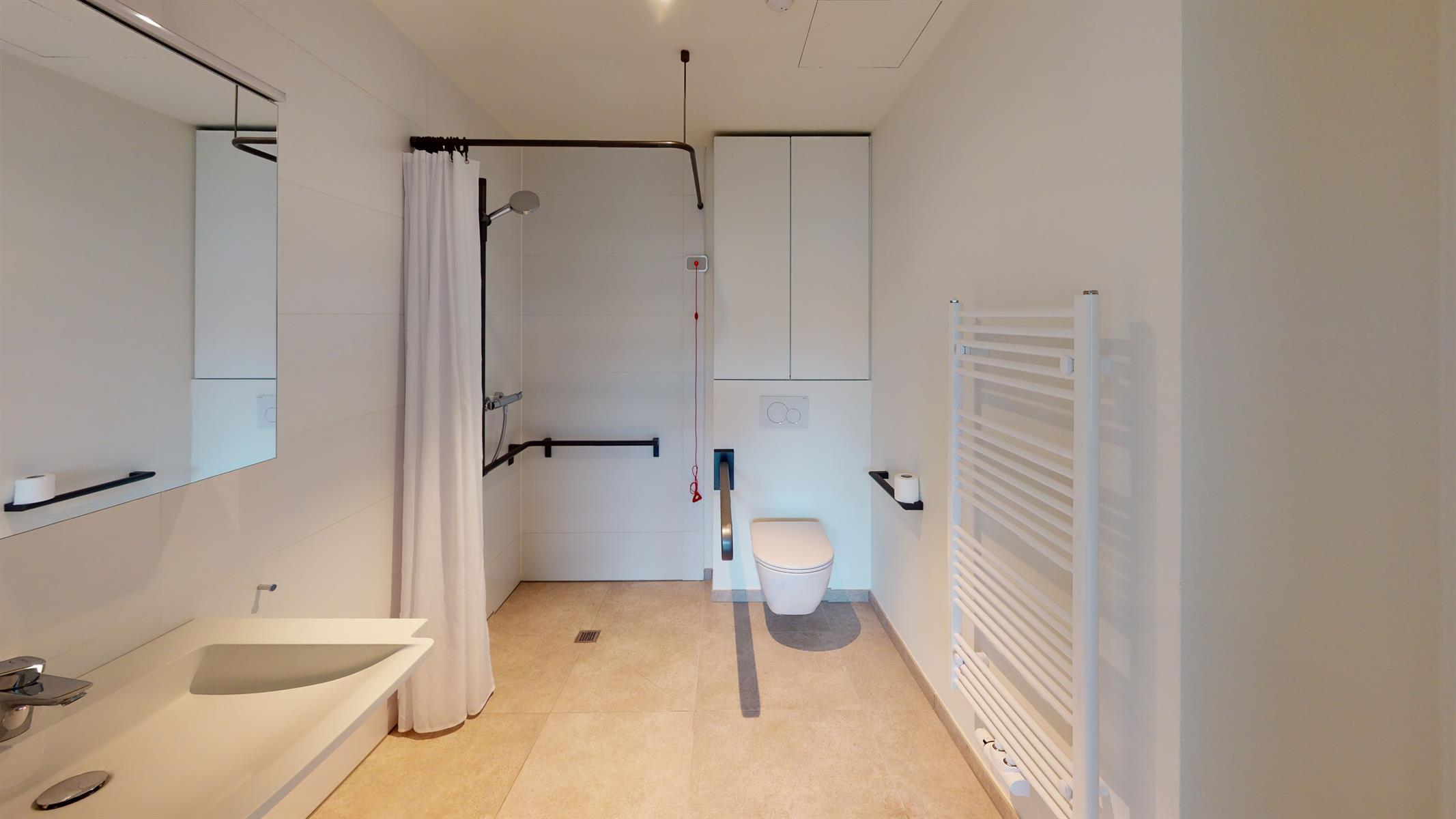 Makelaarskantoor De Meester, Appartement|Assistentiewoning te 2000 Antwerpen