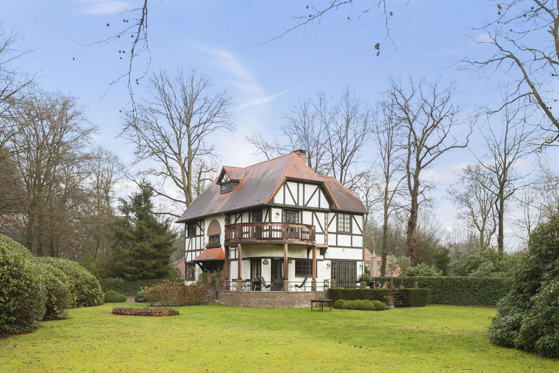 Makelaarskantoor De Meester, Huis Charmant huis te 2930 Brasschaat
