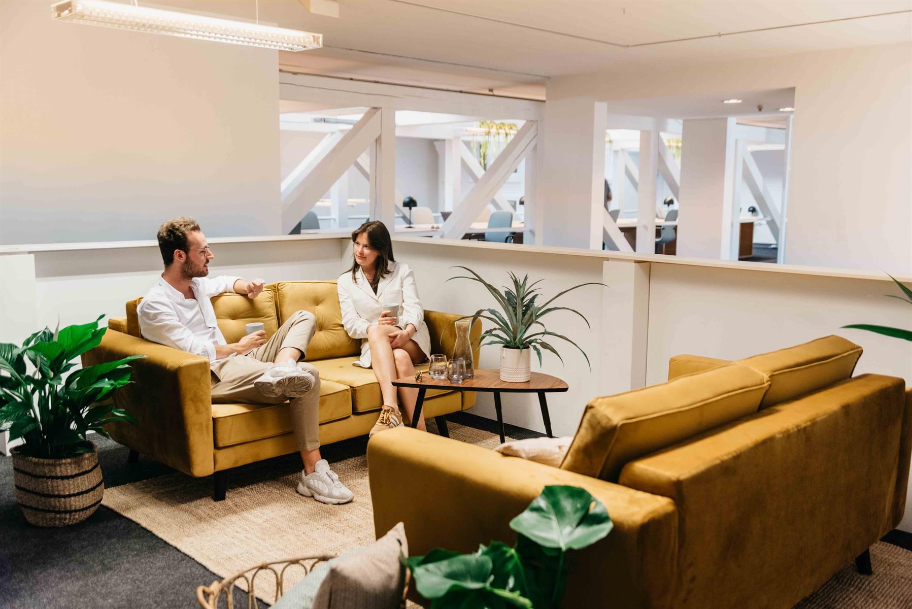 kantoor te huur Flexy - IJzerenpoortkaai 3, 2000 Antwerpen, België 2