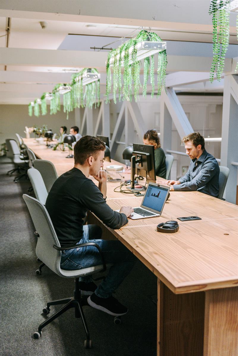 kantoor te huur Flexy - IJzerenpoortkaai 3, 2000 Antwerpen, België 5