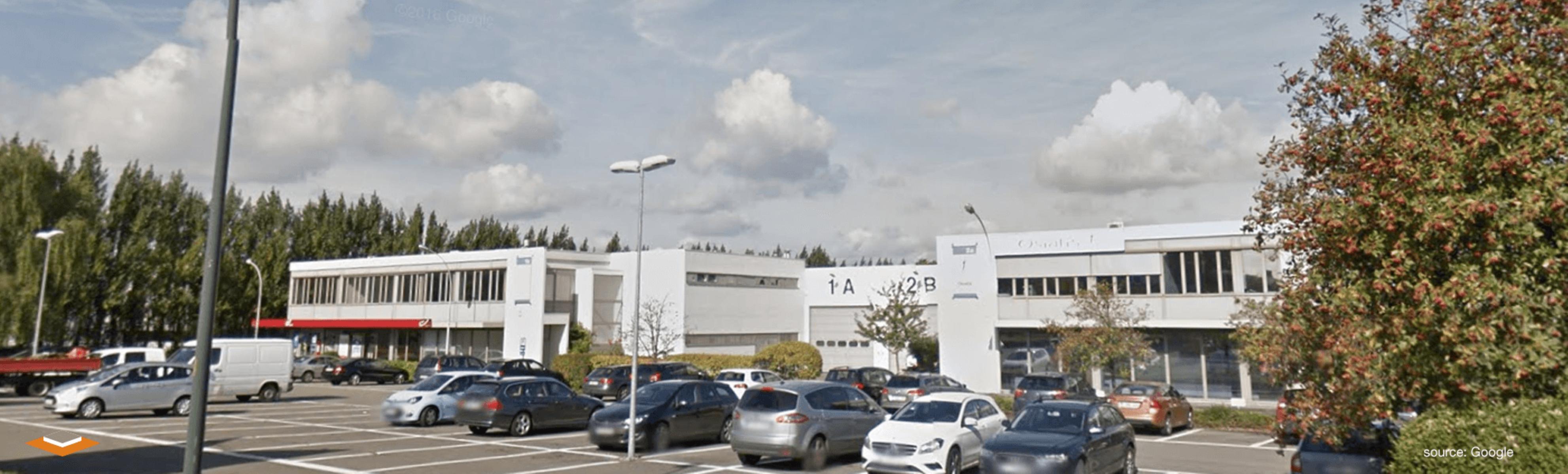 industrieel gebouw te huur I058 - Leuvensesteenweg 573, 1930 Zaventem, België 2
