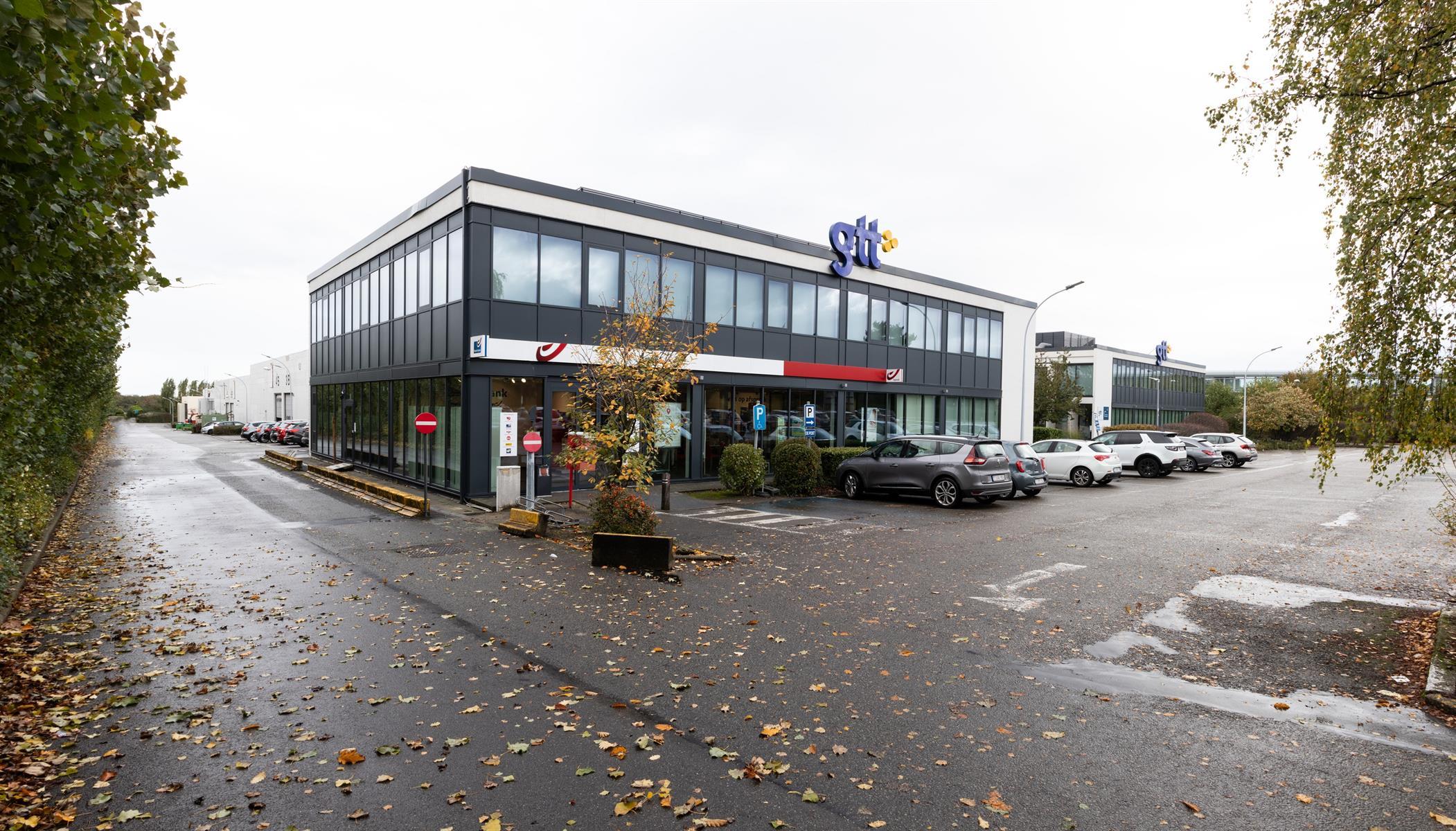 industrieel gebouw te huur I058 - Leuvensesteenweg 573, 1930 Zaventem, België 1