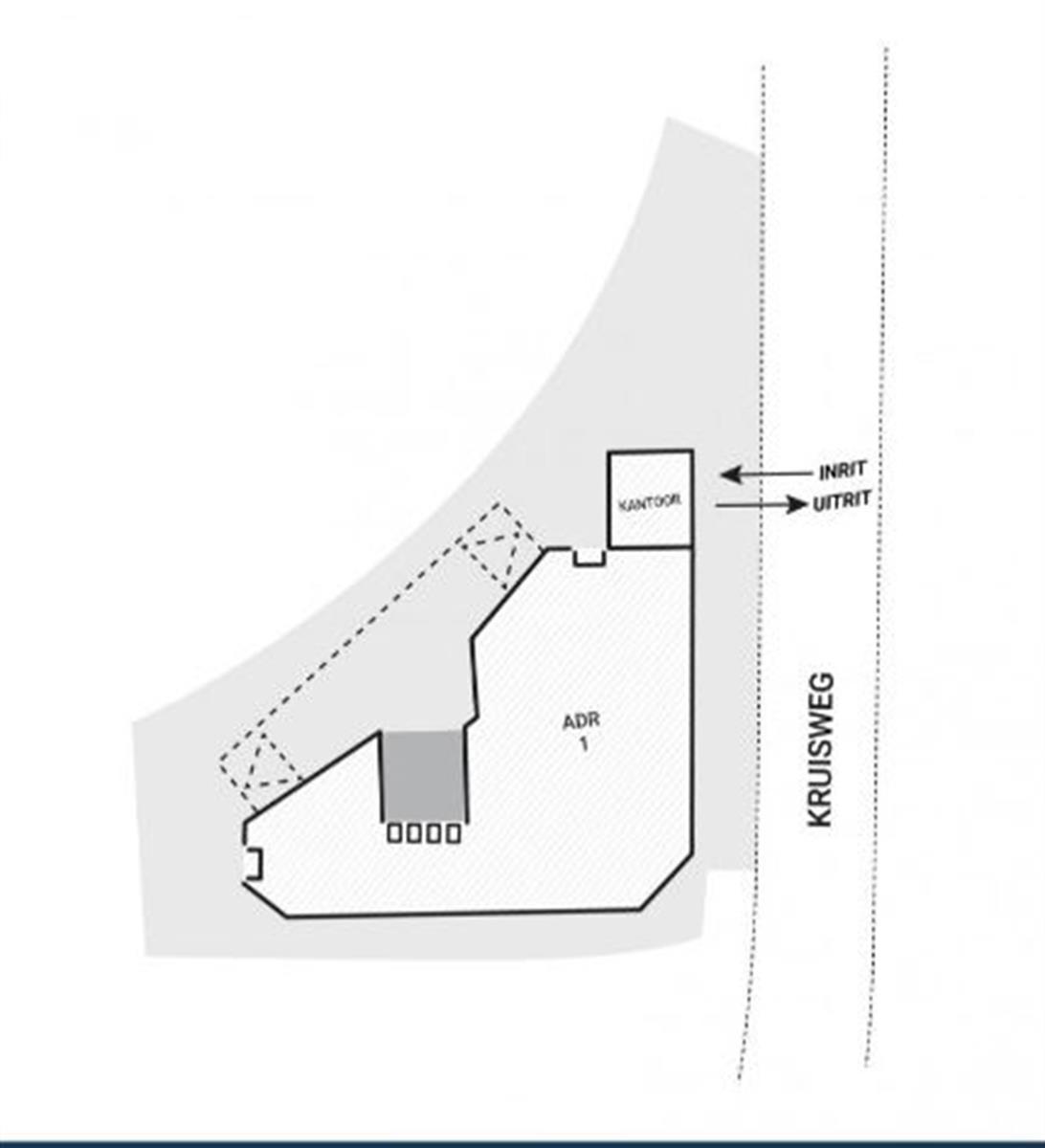 gebouw voor gemengd gebruik te huur I174 - Kruisweg 11, 2040 Antwerpen, België 3