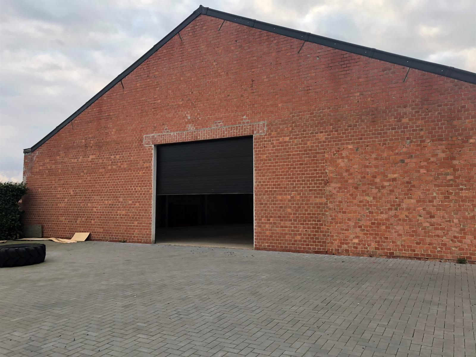 opslagplaats te huur I114 -2 - 9160 Lokeren, België 1
