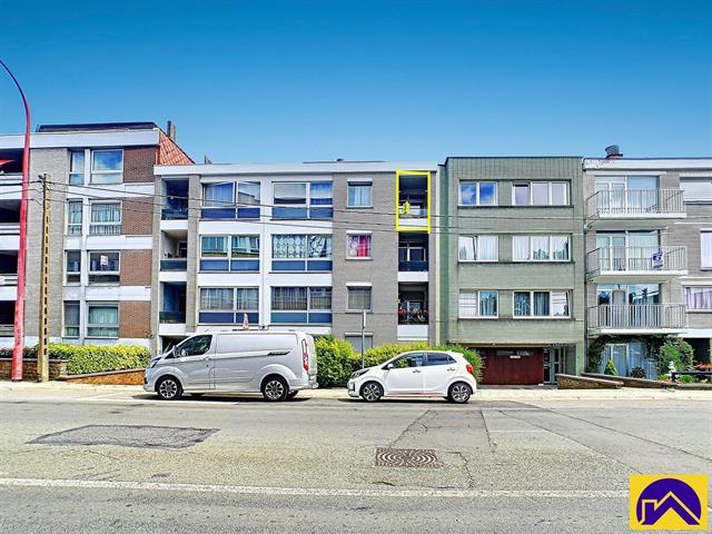Sous Option -> Bel Appartement 2 Chbs, Balcon & Garage 1 Voiture