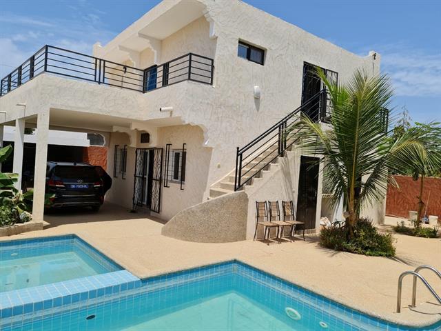 Villa compos�e de 2 appartements de type T1 ind�pendants