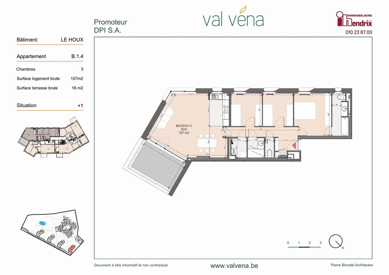 Appartement - Wavre - #3746544-0