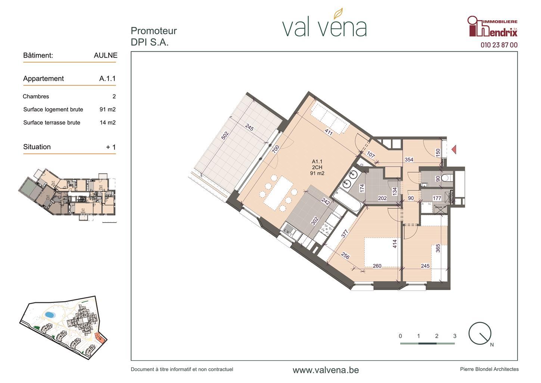 Appartement - Wavre - #3746560-0