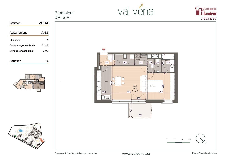 Appartement - Wavre - #3746565-0