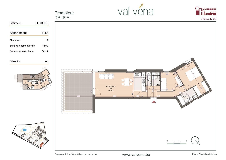 Appartement - Wavre - #3746576-11
