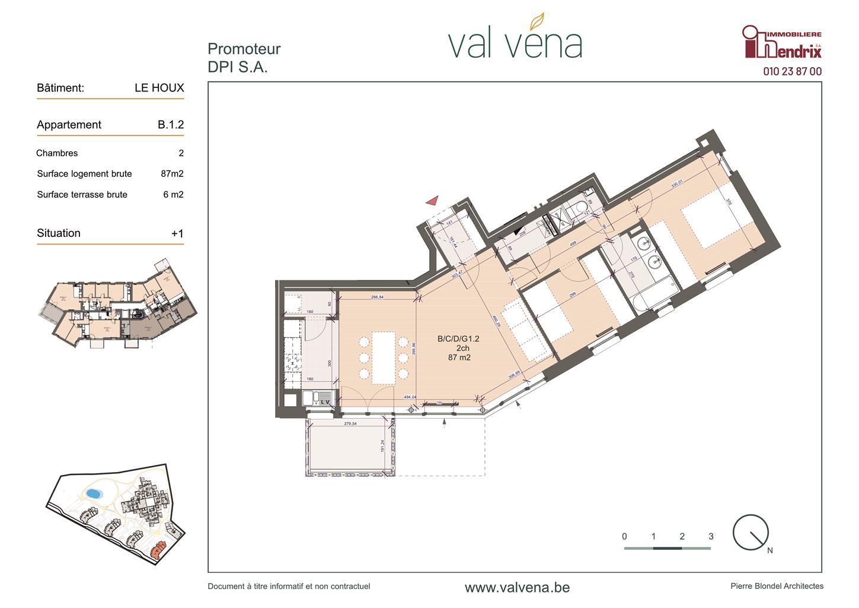 Appartement - Wavre - #3746584-0