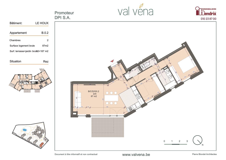 Appartement - Wavre - #3746585-0