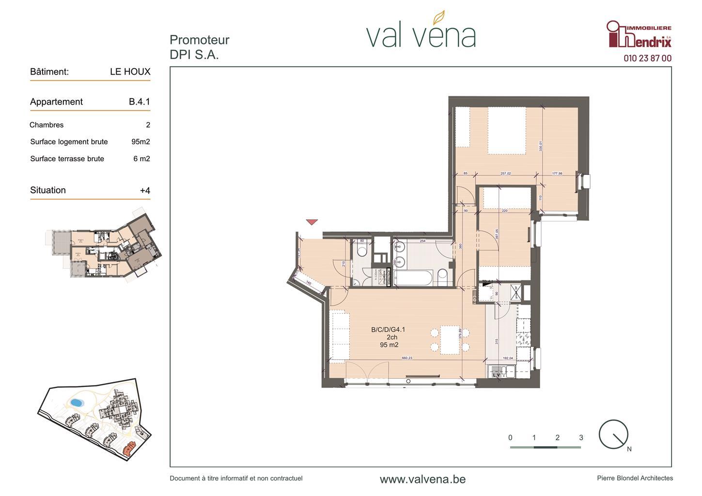 Appartement - Wavre - #3746593-0