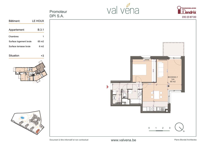 Appartement - Wavre - #3746625-0