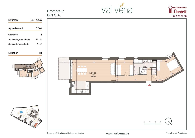 Appartement - Wavre - #3746627-0