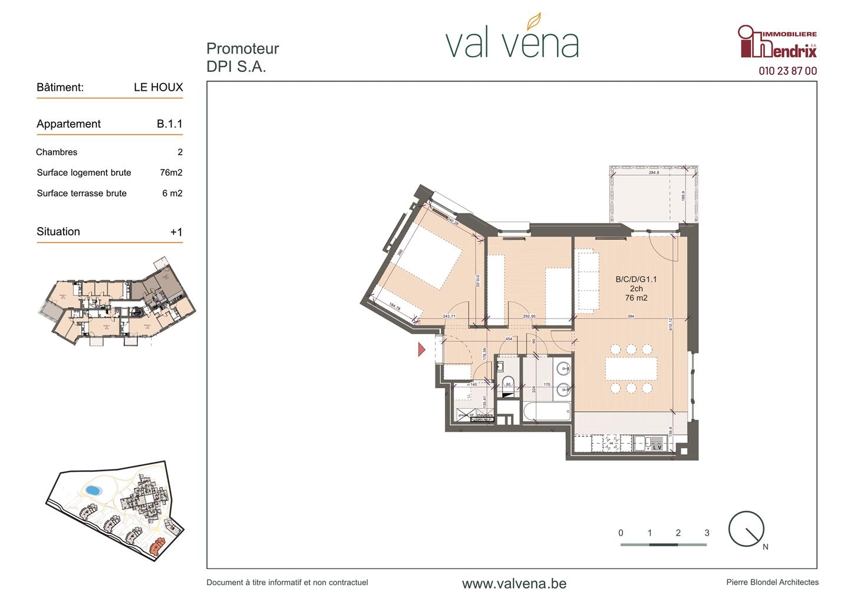 Appartement - Wavre - #3746634-0