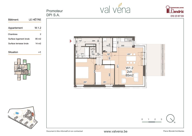 Appartement - Wavre - #3746658-0