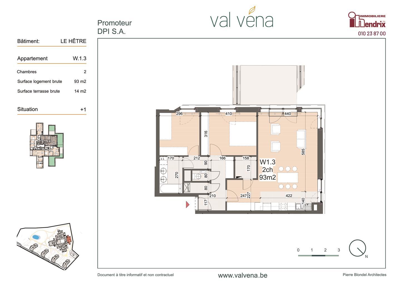 Appartement - Wavre - #3746659-0