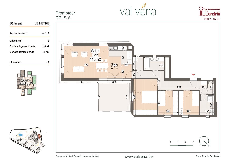 Appartement - Wavre - #3746660-0