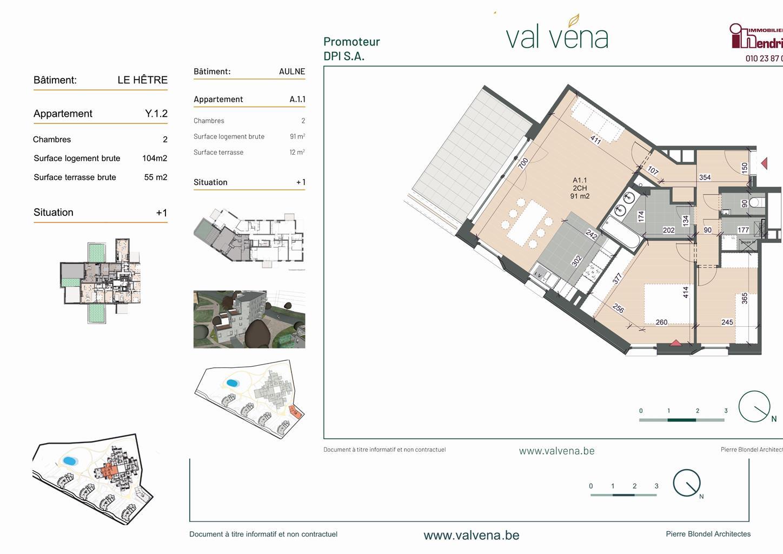 Appartement - Wavre - #3746666-0