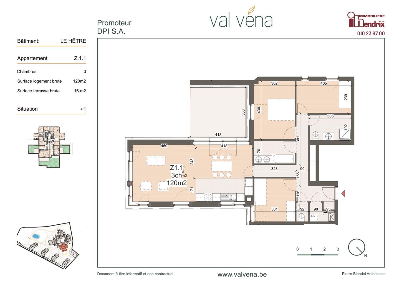 Appartement - Wavre - #3746669-0