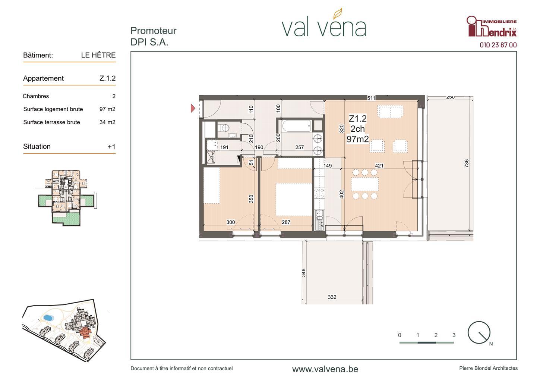 Appartement - Wavre - #3746670-0