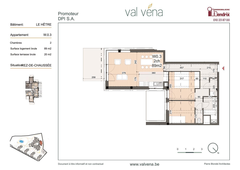 Appartement - Wavre - #3746684-0