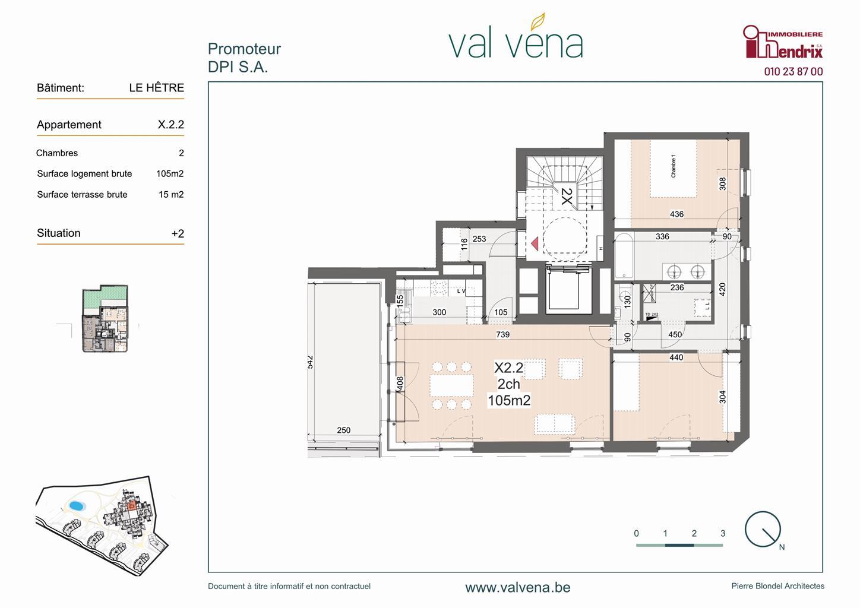 Appartement - Wavre - #3746689-0