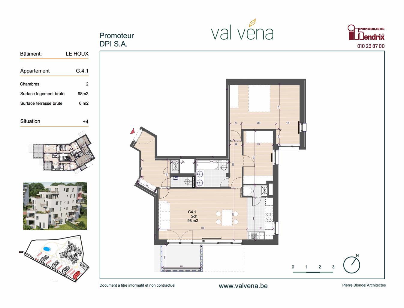 Appartement - Wavre - #3746699-1