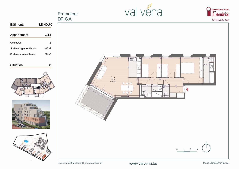 Appartement - Wavre - #3746703-2