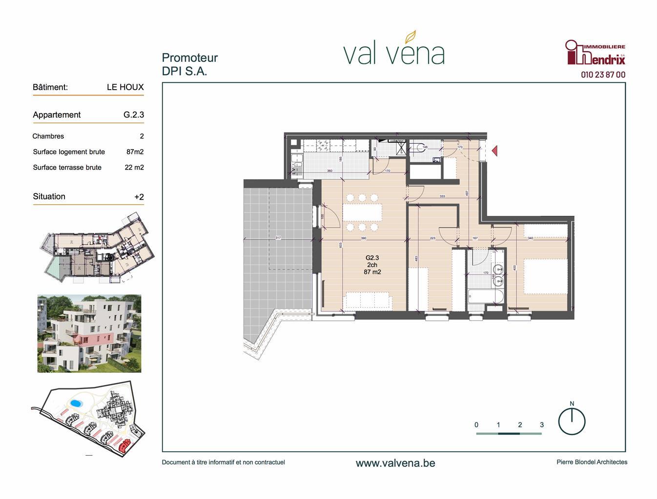 Appartement - Wavre - #3746708-1