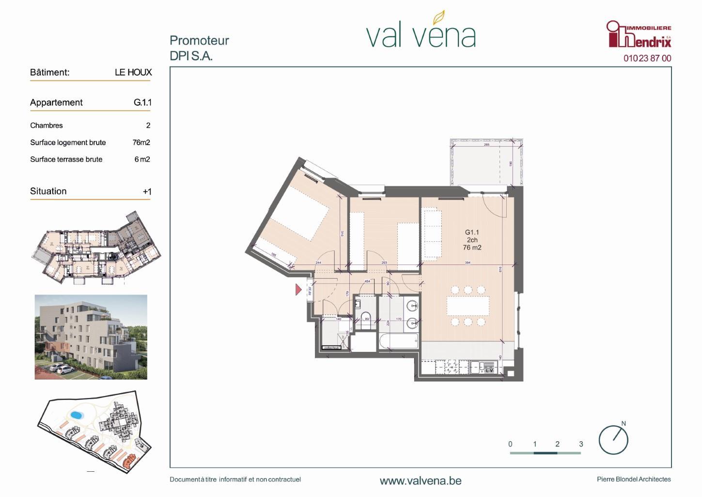 Appartement - Wavre - #3746711-2
