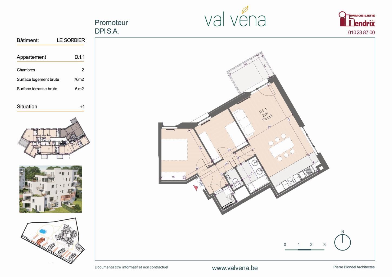 Appartement - Wavre - #3746767-1