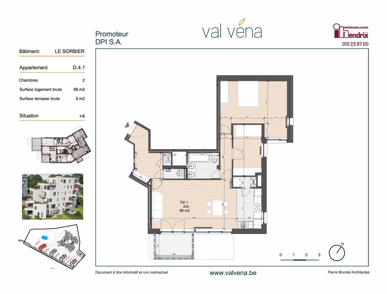 Appartement - Wavre - #3746777-1