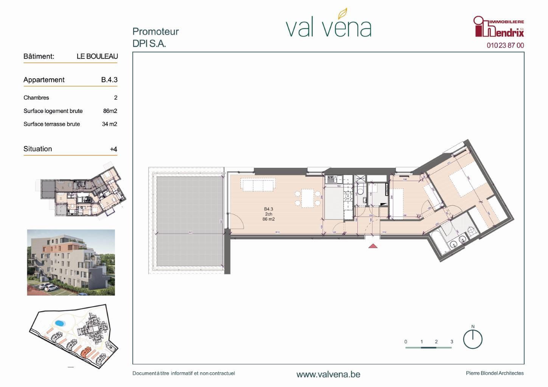 Appartement - Wavre - #3746799-2