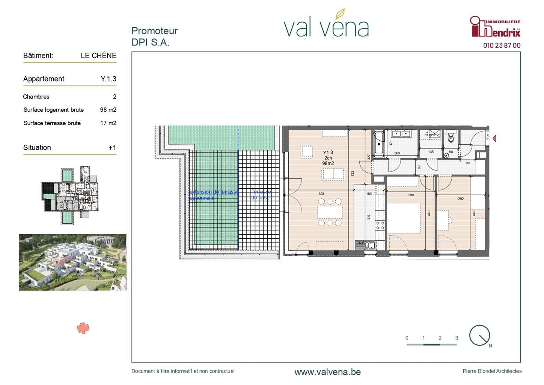 Appartement - Wavre - #3746825-1