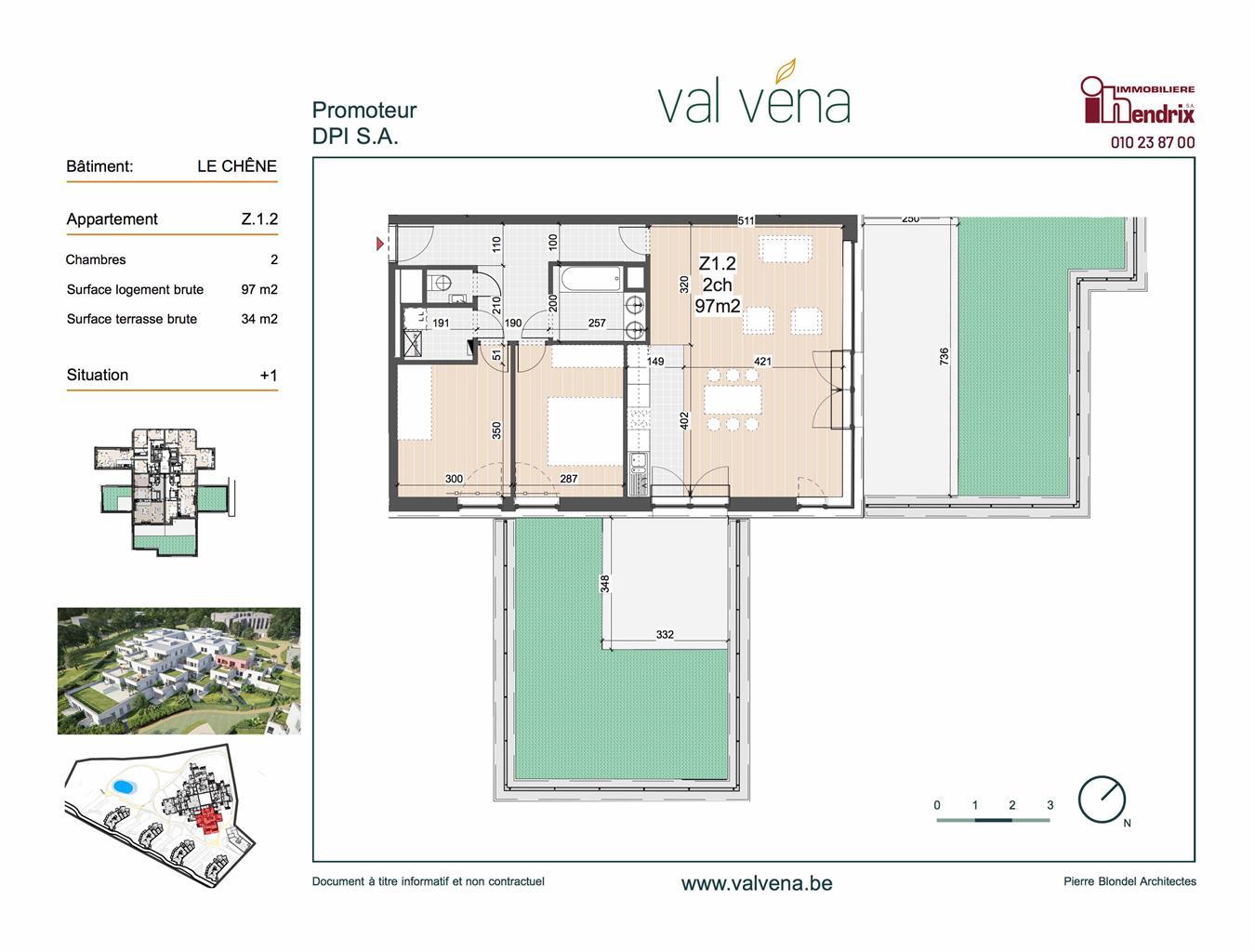 Appartement - Wavre - #3746828-1