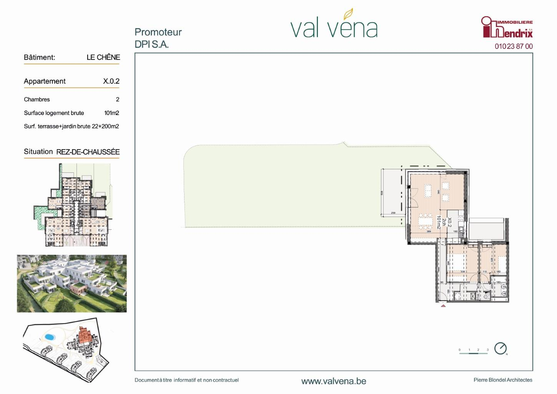Appartement - Wavre - #3746844-2