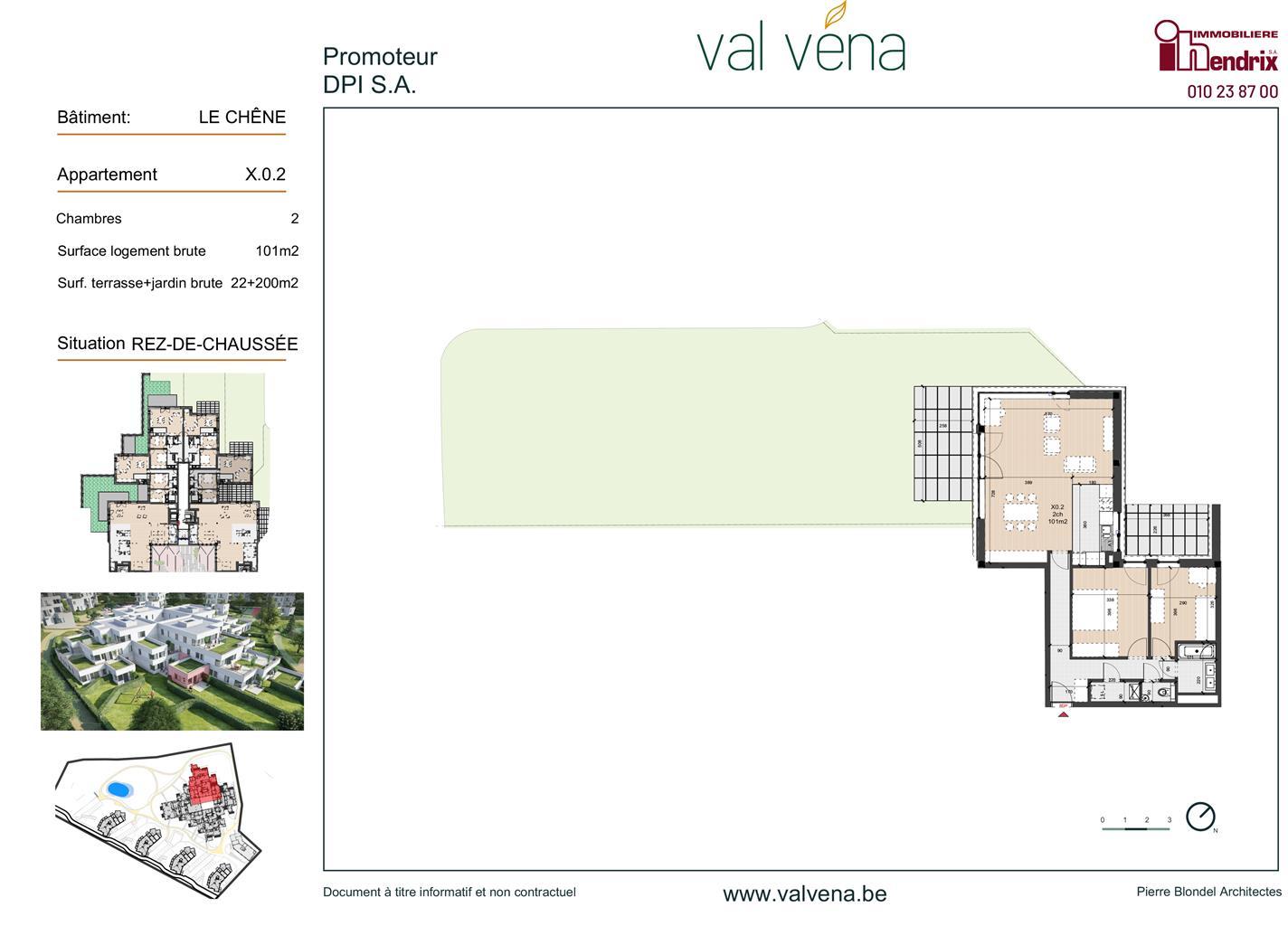 Appartement - Wavre - #3746844-3