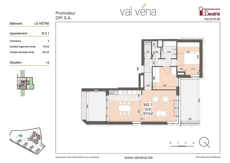 Appartement - Wavre - #3756210-0