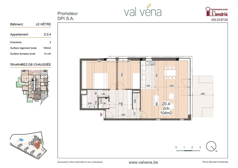 Appartement - Wavre - #3756230-0