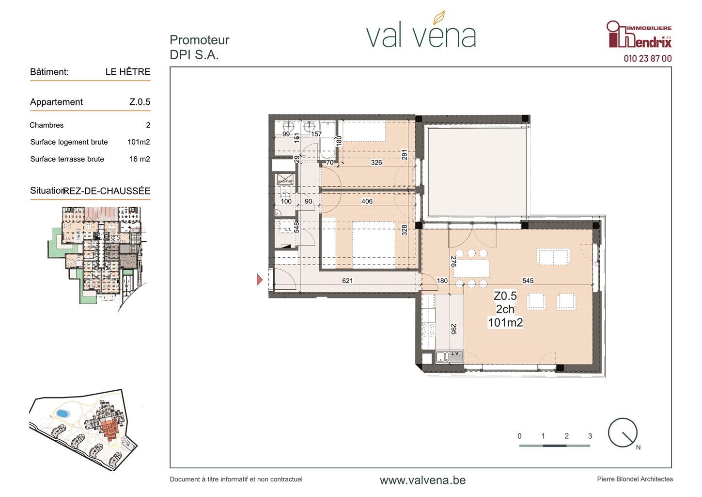 Appartement - Wavre - #3756247-0