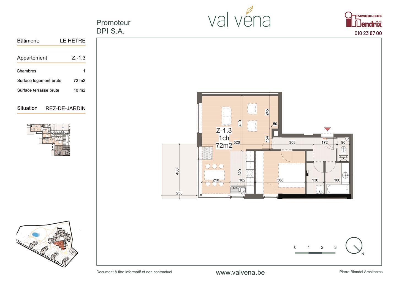 Appartement - Wavre - #3756251-0