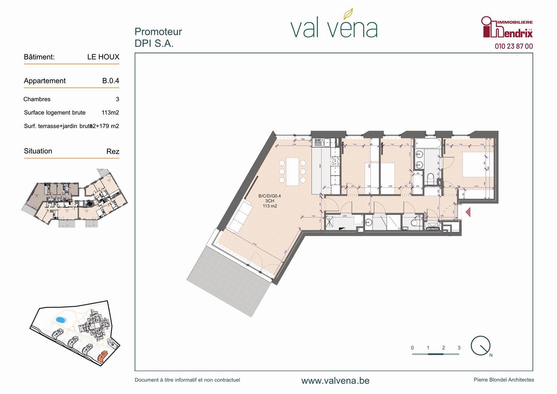 Appartement - Wavre - #3756274-0