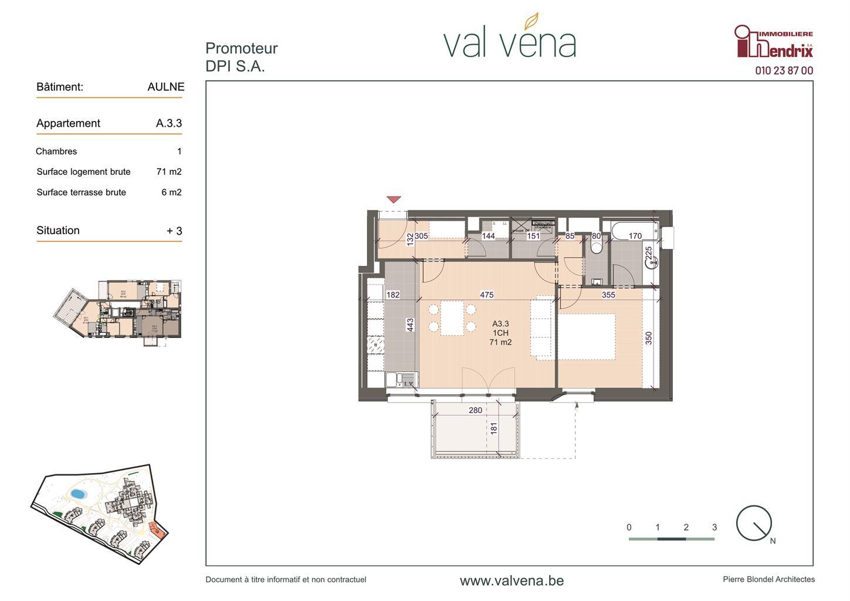 Appartement - Wavre - #3756285-0