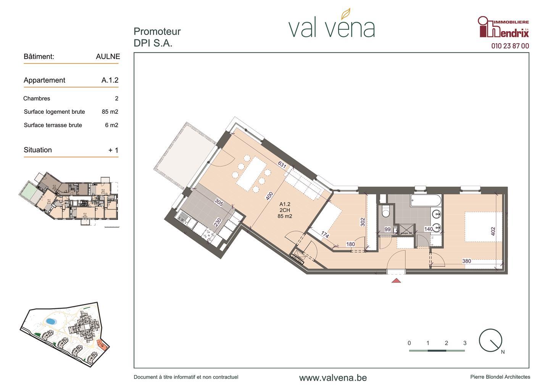 Appartement - Wavre - #3756293-0